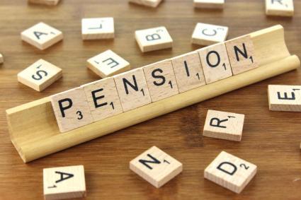 pensión
